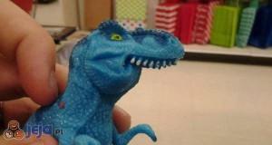 Jak T-Rex!