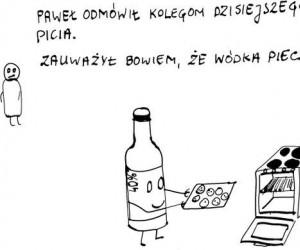 Spostrzeżenie na temat wódki