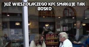 Wielki sekret KFC