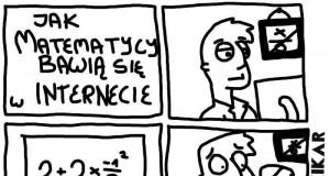 Matematycy w Internecie