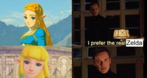 Prawdziwa Zelda jest tylko jedna