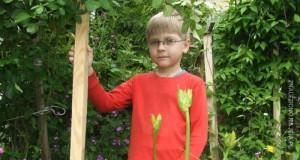 A oto moje zdjęcie z dzieciństwa. Umrzyjcie w spokoju.