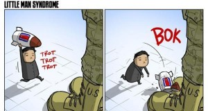 Korea vs USA: Problemy małych ludzi