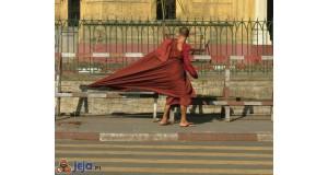 Problemy buddyjskich mnichów