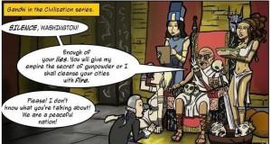 Gandhi w Civilization V