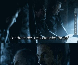 Król Stannis - władca gramatyki