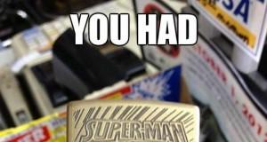 Zapalniczka z superbohaterem
