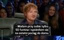 Ed Sheeran i świat Pokemonów