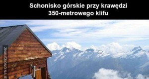 Schronisko górskie