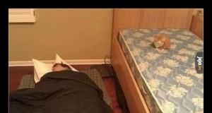 Dzisiaj łóżko