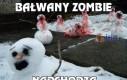 Bałwany zombie
