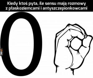 Zero sensu