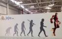 Ewolucja człowieka według firmy Tesla Motors