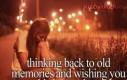 Te wspomnienia...