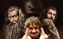Trochę inny plakat Hobbita