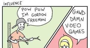 Pow, pow!