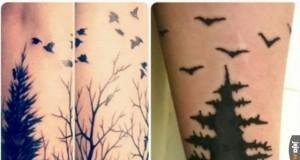 Wow, świetny tatuaż. Gdzie robiłeś?