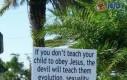 Szatan to spoko nauczyciel