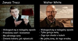 Tracz vs White