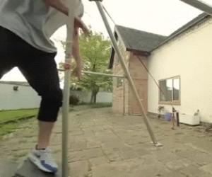 Tak się używa huśtawki!