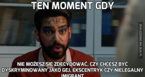 Ten moment gdy