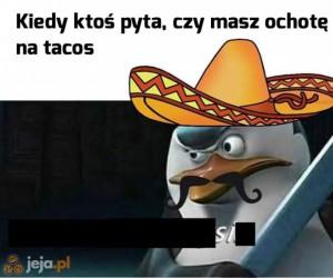 Seniore, na tacos zawsze