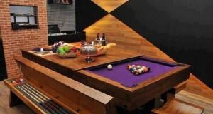 Mistrzowski design stołu bilardowego