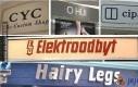 Niefartowne nazwy sklepów