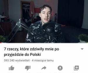 Polska potrafi szokować
