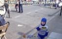 Starcie Batman vs Superman