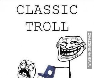 Klasyczny troll