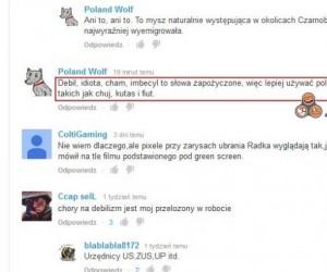 Rozważania na YouTube