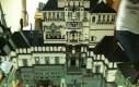 Zamek z klocków Lego - budowany przez 11 lat
