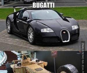 Cóż za smakowite auto...