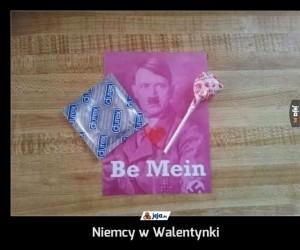 Niemcy w Walentynki