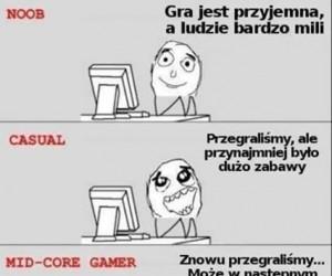 Jakim typem gracza jesteś?