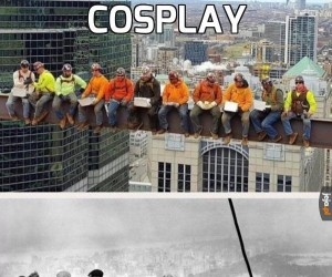Cosplay tysiąclecia