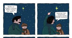 Spadająca gwiazdka...