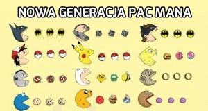 Nowa generacja Pac Mana