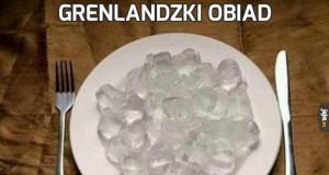 Grenlandzki obiad