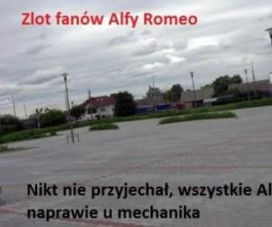 Zlot fanów Alfy Romeo