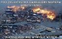 Podczas katastrof ewakuujemy najpierw kobiety i dzieci