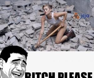 Miley Cyrus i jej miejsce