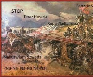 STOP! Teraz Husaria!