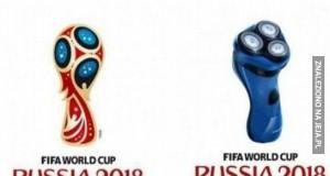 Rosyjskie logo mistrzostw świata