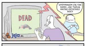 Multiplayer: nigdy nie bądź pewny...