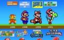 Ewolucja Mario na przestrzeni lat