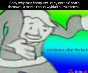 Komputer to dzieło szatana