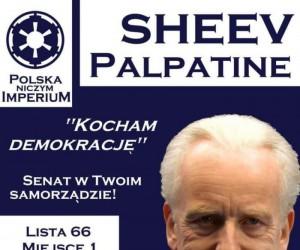 Dziwne, że nie został prezydentem Warszawy