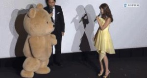 Ted powraca